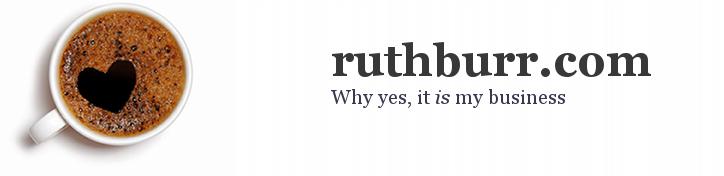 RuthBurr.com